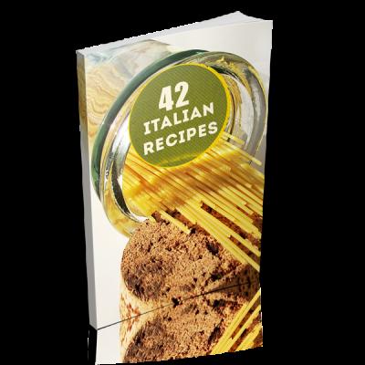 Italian Recipes - 42 Recipes
