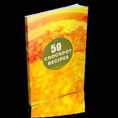 Crockpot - 50 crockpot Recipes