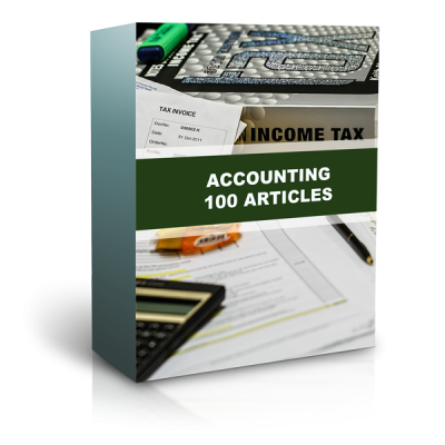 Accounting - 100 Articles