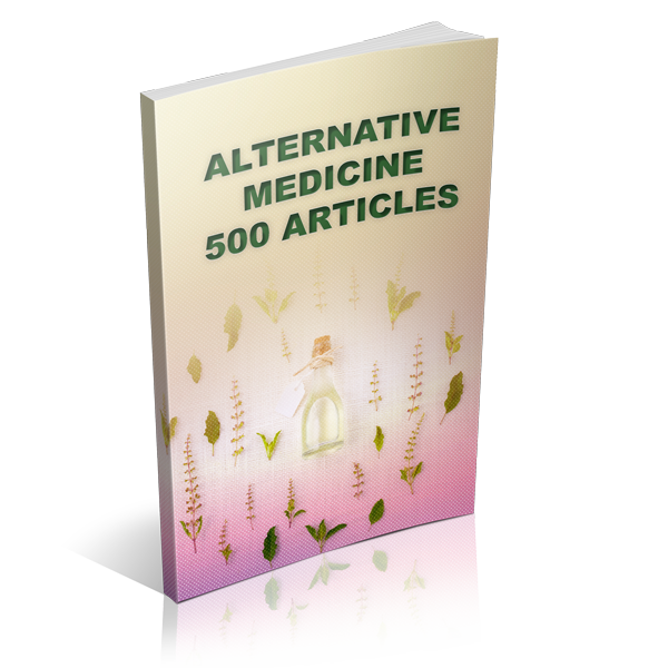 Alternative Medicine - 500 Articles