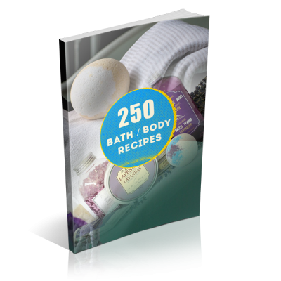 Bath Body Recipes - 250