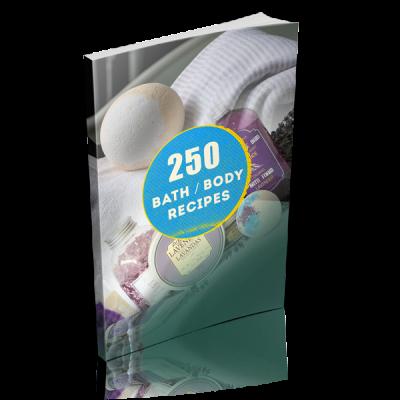 Bath Body Recipes - 250