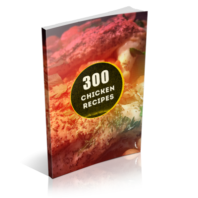 Chicken Recipes - 300