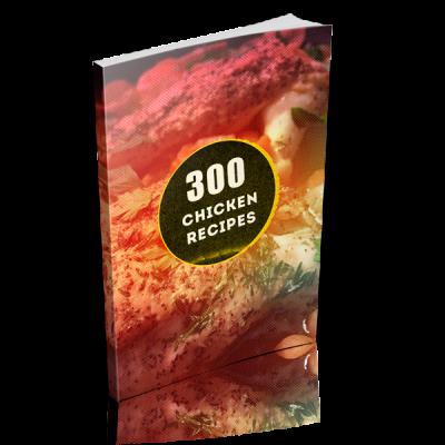 Chicken Recipes - 300