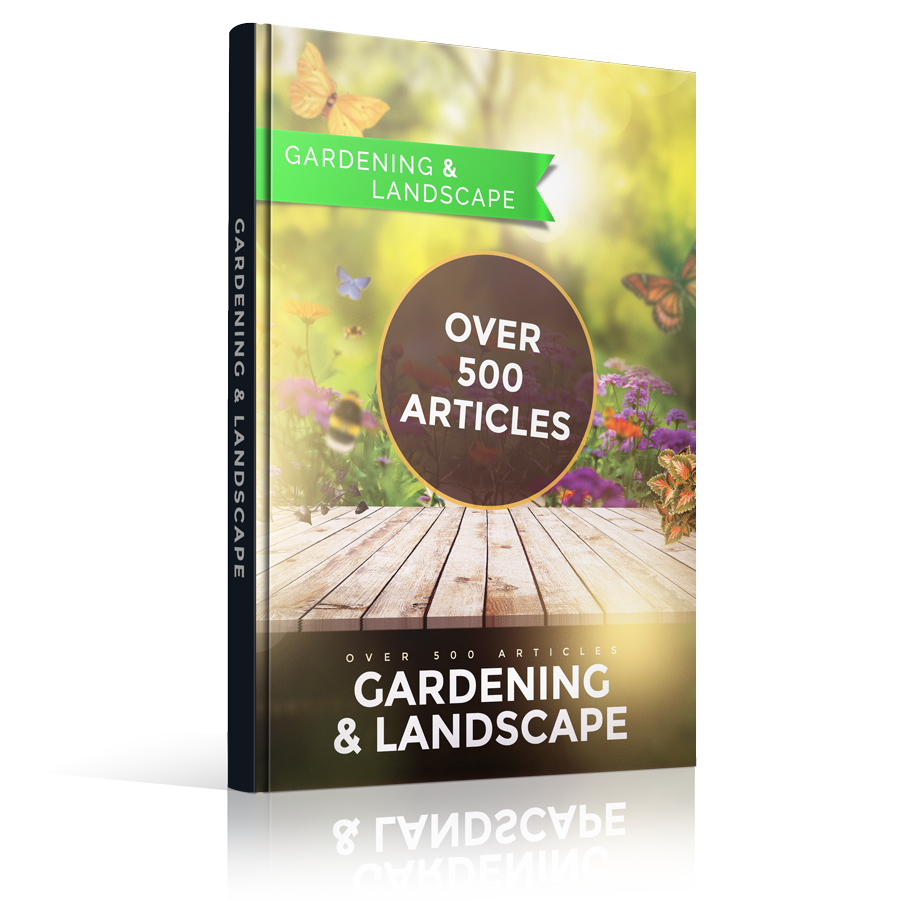 Gardening and Landscape - 500 Articles