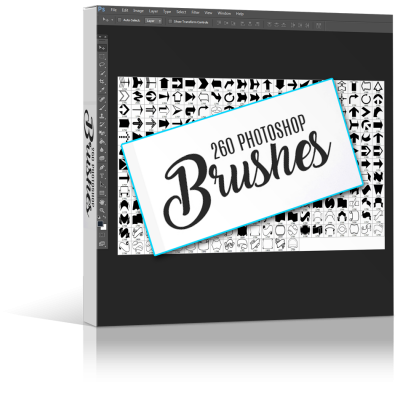 Photoshop Brushes - 260