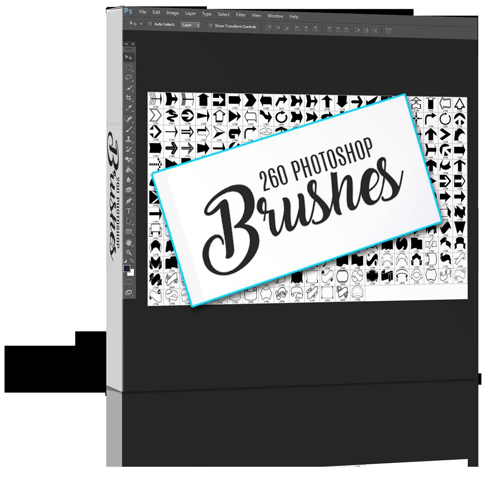 Photoshop Brushes - 260