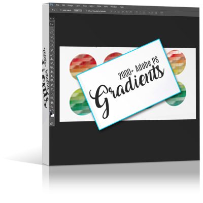 Adobe Photoshop Gradients