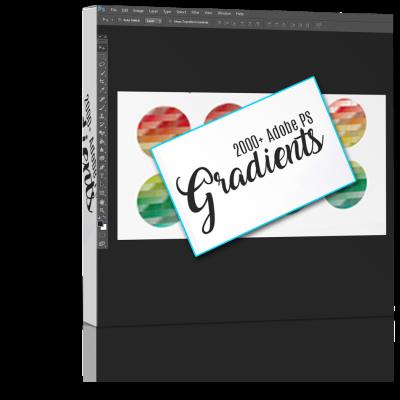Adobe Photoshop Gradients