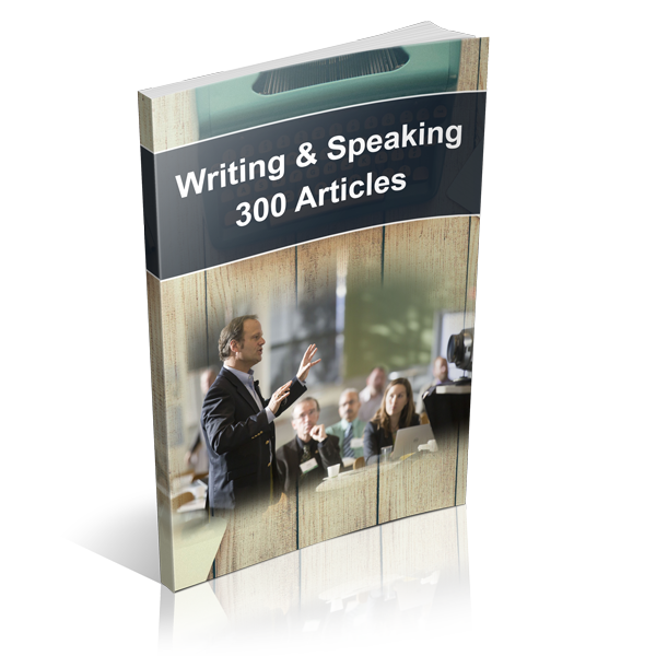 Writing Speaking - 300 Articles