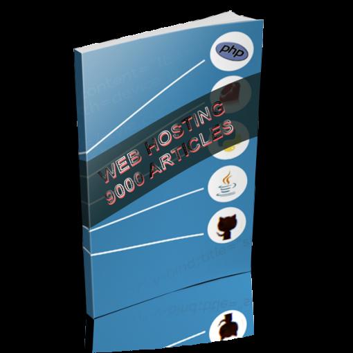 Web Hosting - 9000 Articles