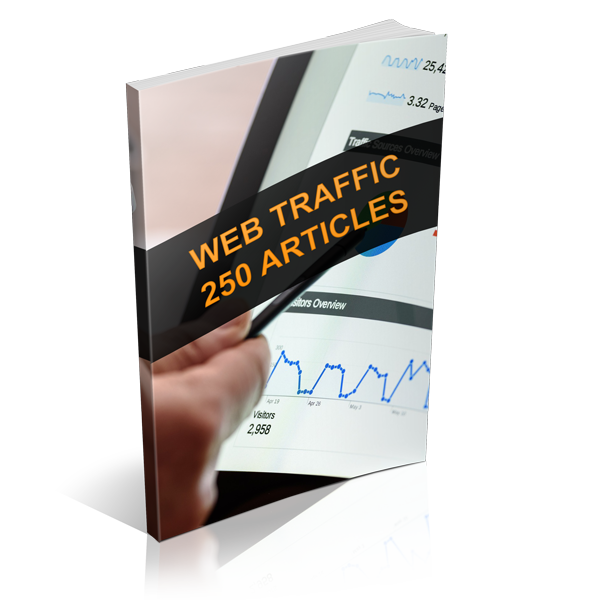 Web Traffic - 250 Articles