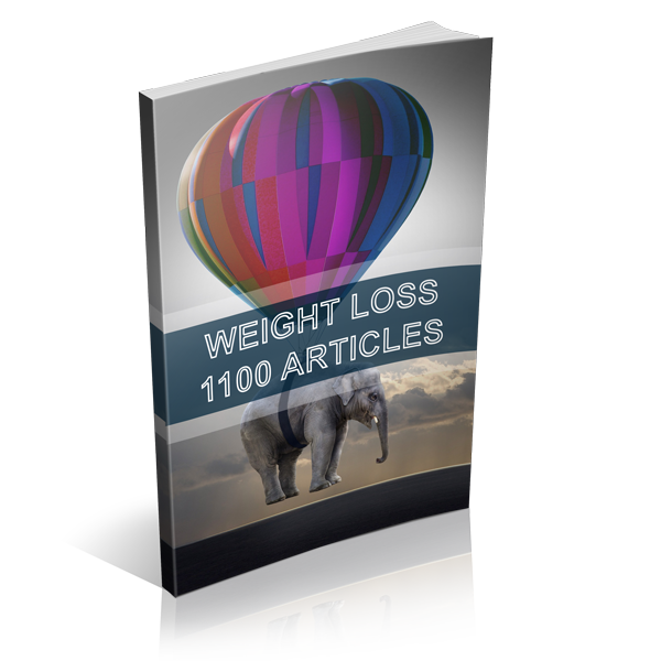 Weight Loss - 1100 Articles