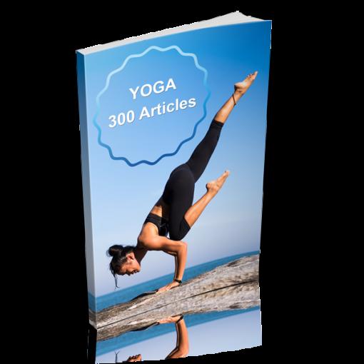 Yoga - 300 Articles