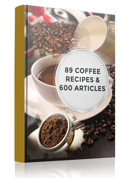 Coffee - 89 coffee recipes 600 articles | Digital Download