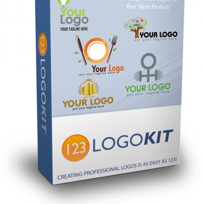 Logo Creator - 123 Logo Kit | Digital Download