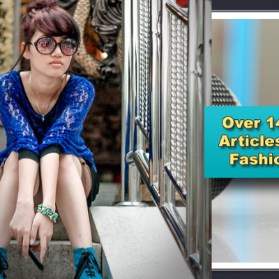 Fashion Articles - Over 1400 | Digital Download