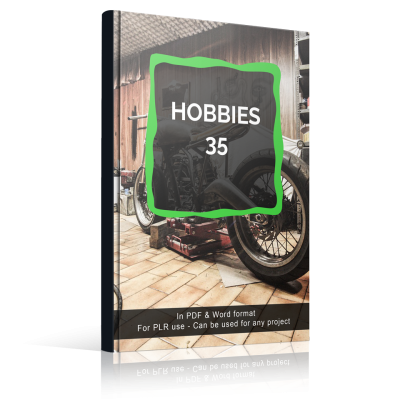 Hobbies - 35 Articles