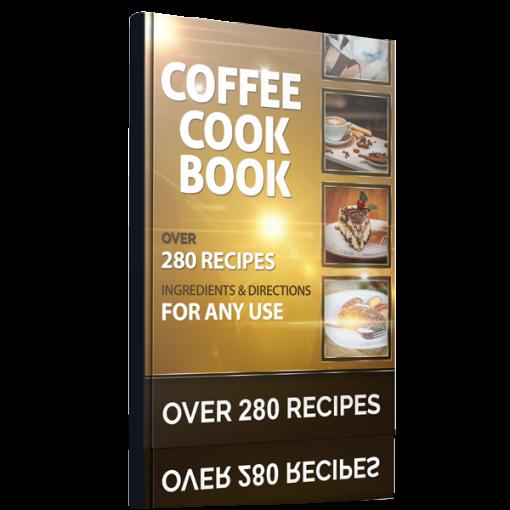 coffee cook book