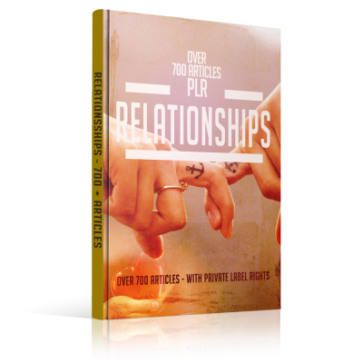 Relationships - Over 700 Articles