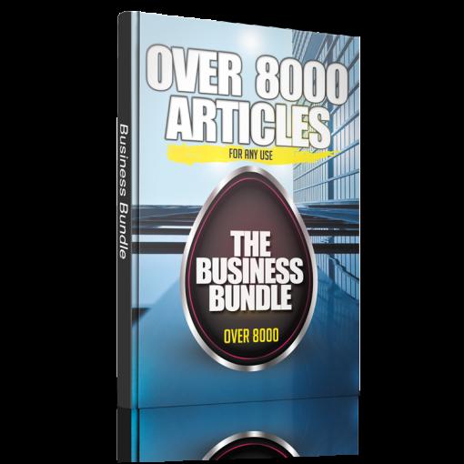 Business Bundle Over 8000